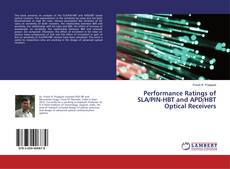 Bookcover of Performance Ratings of SLA/PIN-HBT and APD/HBT Optical Receivers