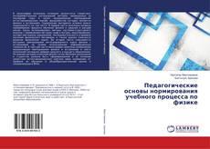 Обложка Педагогические основы нормирования учебного процесса по физике