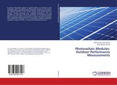 Bookcover of Photovoltaic Modules: Outdoor Performance Measurements