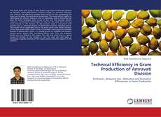 Bookcover of Technical Efficiency in Gram Production of Amravati Division