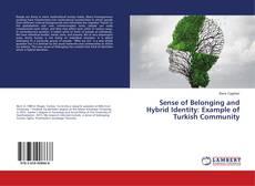 Sense of Belonging and Hybrid Identity: Example of Turkish Community kitap kapağı