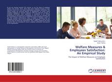 Copertina di Welfare Measures & Employees Satisfaction: An Empirical Study