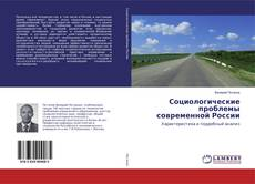 Bookcover of Социологические проблемы современной России