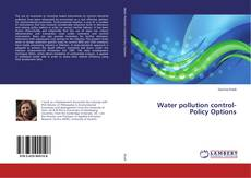 Bookcover of Water pollution control-Policy Options