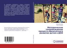 Обложка Методическое сопровождение процесса физического развития детей в ДОО