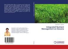 Portada del libro de Integrated Nutrient Management on Davana