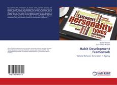 Bookcover of Habit Development Framework