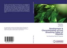 Copertina di Development & Characterization of Fast Dissolving Tablet of Glipizide