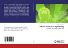 Bookcover of Introduction to Engineering