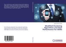 Capa do livro de Modified Clustering Algorithms and their Performance for WSNs