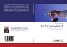 Bookcover of Our Professors, volume 1