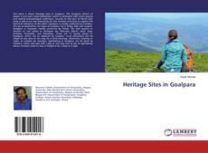 Capa do livro de Heritage Sites in Goalpara