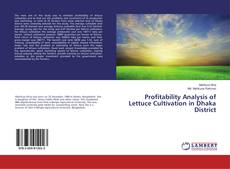 Borítókép a  Profitability Analysis of Lettuce Cultivation in Dhaka District - hoz