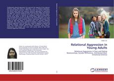 Copertina di Relational Aggression in Young Adults