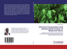 Portada del libro de Chemical Composition And Antimicrobial Activity of Medicinal Plants