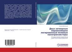 Bookcover of Двух затворные неравномерно легированные полевые нанотранзисторы