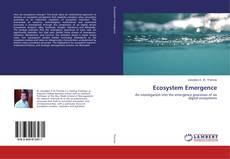 Ecosystem Emergence kitap kapağı