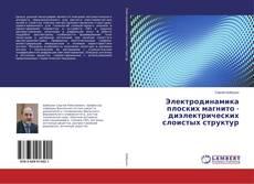 Copertina di Электродинамика плоских магнито - диэлектрических слоистых структур