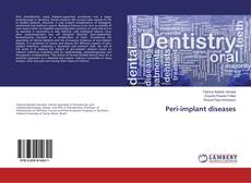 Peri-implant diseases kitap kapağı