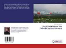 Buchcover von Social Dominance and Subaltern Consciousness