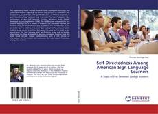 Self-Directedness Among American Sign Language Learners的封面