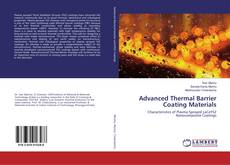 Bookcover of Advanced Thermal Barrier Coating Materials
