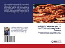 Bookcover of Microbial Hazard Based on HACCP Module on Chicken Sausage