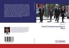 Youth Entrepreneurship in Slum的封面