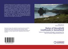 Couverture de Status of Household Livelihoods in Somaliland