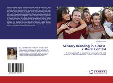Capa do livro de Sensory Branding in a cross-cultural Context