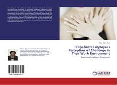 Capa do livro de Expatriate Employees Perception of Challenge in Their Work Environment