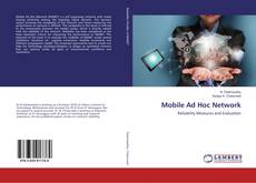 Bookcover of Mobile Ad Hoc Network