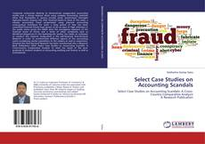 Обложка Select Case Studies on Accounting Scandals