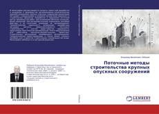 Поточные методы строительства крупных опускных сооружений kitap kapağı