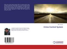 Bookcover of Crime Control System