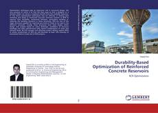 Bookcover of Durability-Based Optimization of Reinforced Concrete Reservoirs