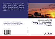 Couverture de Economics of Sustainability in Airports and Airlines Business