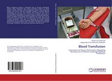 Capa do livro de Blood Transfusion