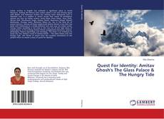 Couverture de Quest For Identity: Amitav Ghosh's The Glass Palace & The Hungry Tide