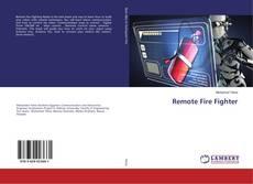 Capa do livro de Remote Fire Fighter