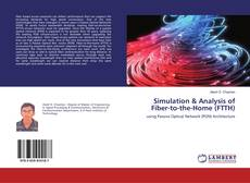 Capa do livro de Simulation & Analysis of Fiber-to-the-Home (FTTH)