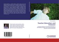 Capa do livro de Teacher Education and Inclusion