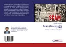 Bookcover of Corporate Accounting Scandals