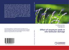 Couverture de Effect of sesamum seeds in rats testicular damage