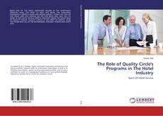 Capa do livro de The Role of Quality Circle's Programs in The Hotel Industry