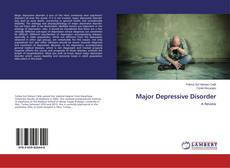 Bookcover of Major Depressive Disorder