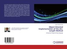Bookcover of Object Oriented Implementation of the Arc-Length Method
