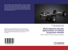 Buchcover von Multi-objective Genetic Optimization of Vehicle Suspension Models