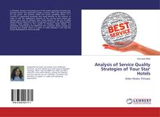 Bookcover of Analysis of Service Quality Strategies of 'Four Star' Hotels