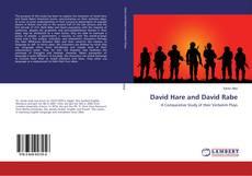 Capa do livro de David Hare and David Rabe